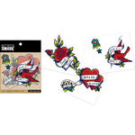 K and Company - SMASH Collection - Tattoo Rub Ons - Classic