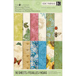 K and Company - Foliage Collection by Tim Coffey - A6 Card Making Designer Paper Pad