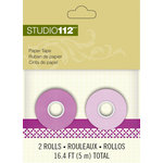 K and Company - Studio 112 Collection - Paper Tape - Purple