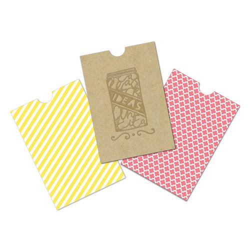 K and Company - Handmade Collection - Mini Printed Bags