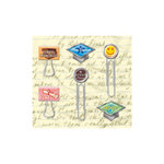K and Company - Metal Clips and Brads - Peter Horjus Collection - Graduation, CLEARANCE