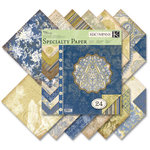 K and Company - Blue Awning Collection - 12x12 Specialty Paper Pad