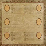 K and Company - Ancestry.com Collection - 12x12 Paper - Family Group Record Part 2