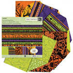 K and Company - Halloween Whimsy Collection - 12 x 12 Glitter Paper Pack