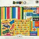 K and Company - Danny O - Scrap Kit, CLEARANCE