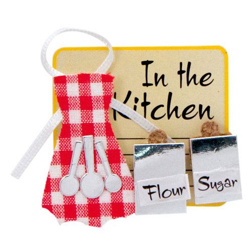 Karen Foster Design - Lil' Stack Stickers - Cooking