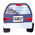 Karen Foster Design - Lil' Stack Stickers - Family