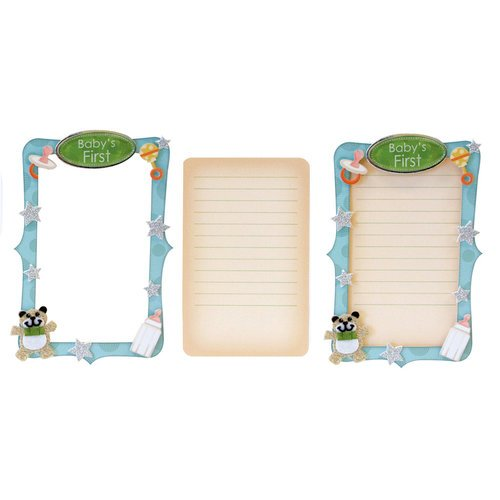 Karen Foster Design - Baby's First Collection - Stacked Journaling