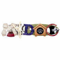 Karen Foster Design - Dog Collection - Stacked Statements - My Dog