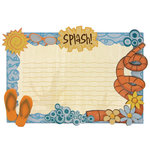 Karen Foster Design - Water Fun Collection - Stacked Stickers - Journaling