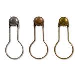 Karen Foster Design - Charm Pin Up Brads - Vintage