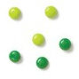 Karen Foster Design - Mini Brads - Green with Envy, CLEARANCE