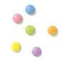 Karen Foster Design - Mini Brads - Light Rainbow Luster, CLEARANCE