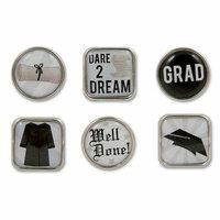Karen Foster Design - Graduation Collection - Bubble Brads