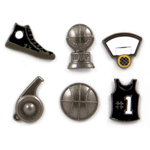 Karen Foster Design - Basketball Collection - Treasure Brads