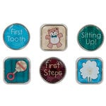 Karen Foster Design - Baby's First Collection - Bubble Brads