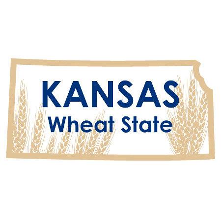 Karen Foster Design - STATE-ments Collection - Self Adhesive Metal Plates - Kansas