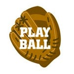 Karen Foster Design - SPORTS-ments Collection - Self Adhesive Metal Plates - Play Ball