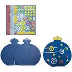 Karen Foster Design - Kids Kraft-It Kit - 3 Dimensional Ornament, CLEARANCE