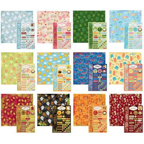 Karen Foster Design - Creative Kit - Calendar Creations