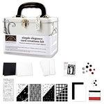 Karen Foster Design - Simple Elegance Collection - Card Creation Kit