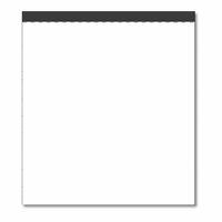 Karen Foster Design - Wall Calendar Scrapbook Layout Pad Refill - Messages and Memories