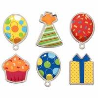 Karen Foster Design - Birthday Collection - Bubble Brads - Party
