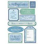 Karen Foster Stickers - My Baptism