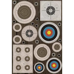 Karen Foster Design - Hunting Collection - Cardstock Stickers - Targets