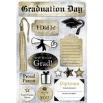 Karen Foster Design - Graduation Collection - Stickers - Graduate