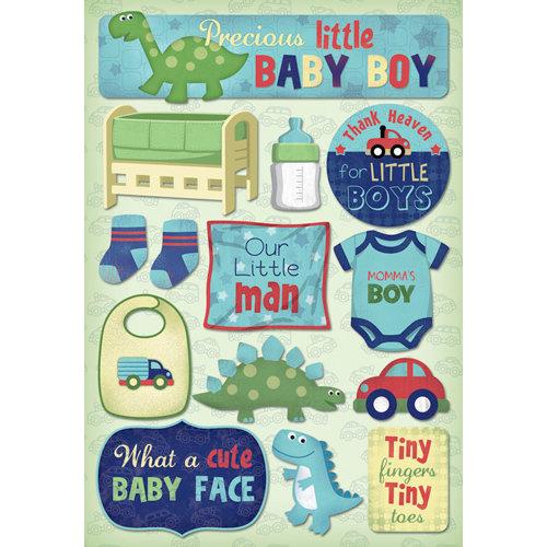 Karen Foster Design - Cardstock Stickers - Momma's Boy