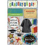 Karen Foster Design Graduation Collection Cardstock Stickers Graduating Class