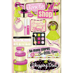 Karen Foster Design - Shopping Diva Collection - Cardstock Stickers - Born To Shop