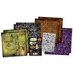 Karen Foster Design - Scrapbook Kit - Halloween Delights