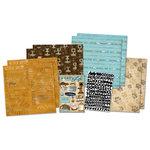 Karen Foster Design - Cat Collection - Scrapbook Kit - Fat Cat