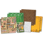 Karen Foster Design - Football Collection - Scrapbook Kit - Football Star