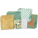 Karen Foster Design - Scrapbook Kit - It's-A-Boy