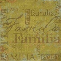 Karen Foster Design - Spanish Momentos Collection - Paper - Family - Familia