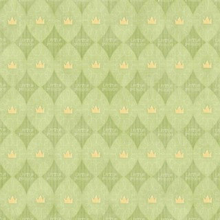 Karen Foster Design - Baby Boy Collection - 12 x 12 Paper - Green Prince