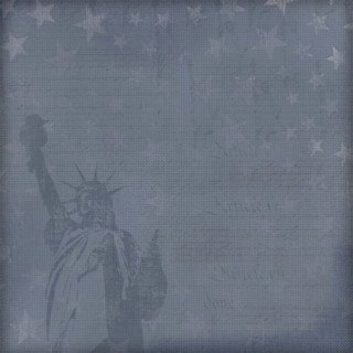 Karen Foster Design - Patriotic Collection - 12 x 12 Paper - Lady Liberty
