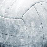Karen Foster Design - Volleyball Collection - 12 x 12 Paper - Volleyball Stitches