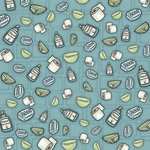 Karen Foster Design - Potty Training Collection - 12 x 12 Paper - Wash Up