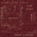 Karen Foster Design - Dog Collection - 12 x 12 Paper - Top Dog Collage