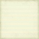 Karen Foster Design - School Collection - 12 x 12 Paper - Writing Practice