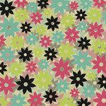 Karen Foster Design - Maternity Collection - 12 x 12 Paper - Pregnancy Petals