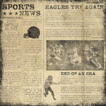 Karen Foster Design - Football Collection - 12 x 12 Paper - Sports News