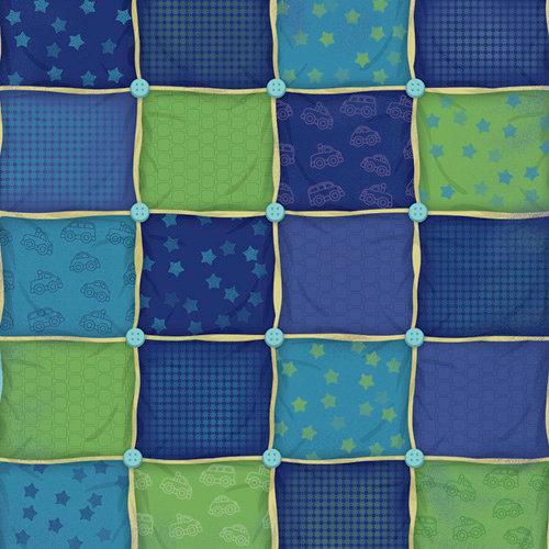Karen Foster Design - 12 x 12 Paper - Bundle Up Blanket