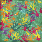 Karen Foster Design - 12 x 12 Paper - Under The Sea
