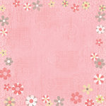 Karen Foster Design - Ballet Collection - 12 x 12 Paper - Pink Pirouette
