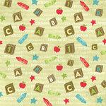 Karen Foster Design - Grade School Collection - 12 x 12 Paper - Preschool